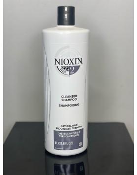 Cleanser Shampoo System 2 33.8 oz